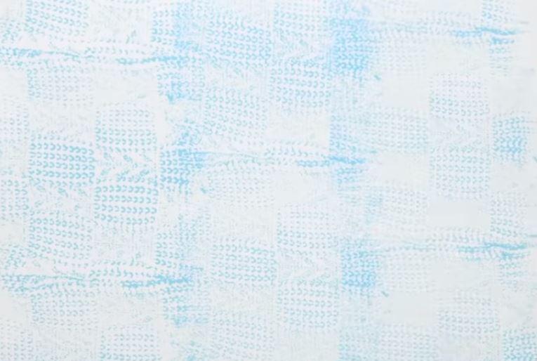 ý tướng trang trí tường với họa tiết từ vải len