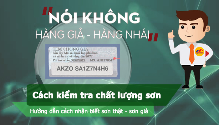cach kiem tra chat luong son