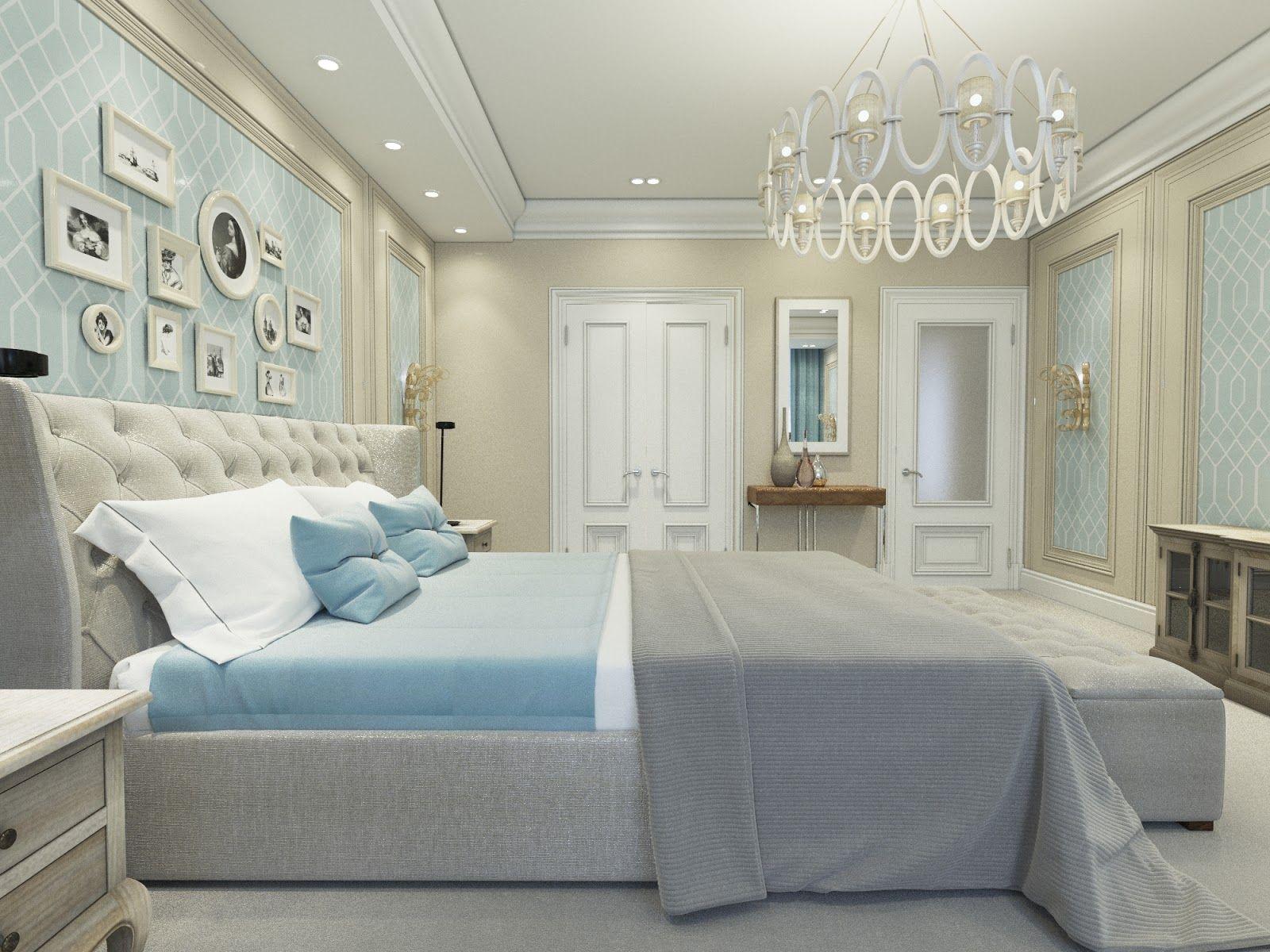 chọn giường lớn cho không gian rộng lớn