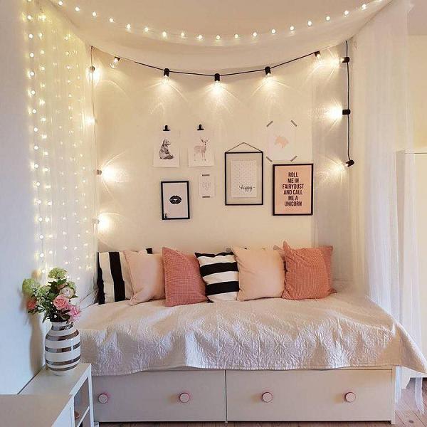 Ý tưởng trang trí phòng ngủ đơn giản và ấn tượng