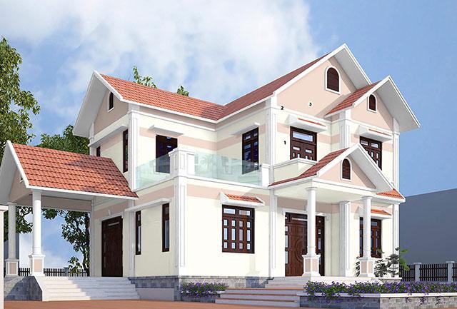 Màu sơn nhà đẹp cho năm 2021 vạn người mê