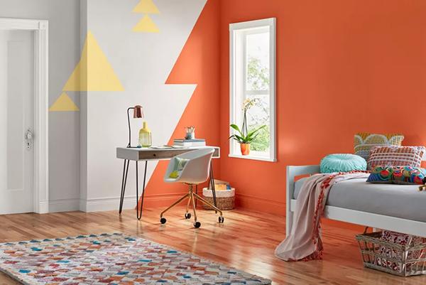 Màu sơn nhà đẹp đẳng cấp