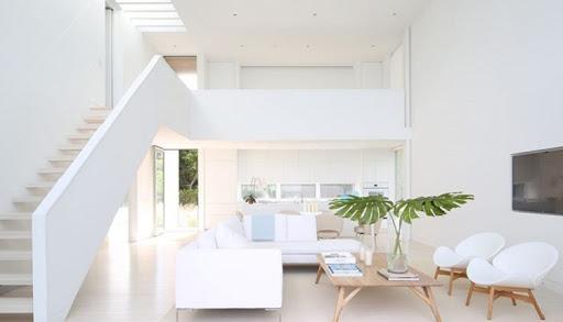 5 cách phối màu sơn nhà màu trắng đẹp hoàn hảo